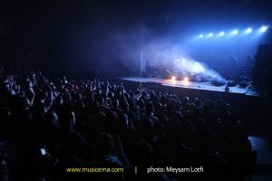 کنسرت سیروان خسروی در گرگان - 29 و30 دی 1392