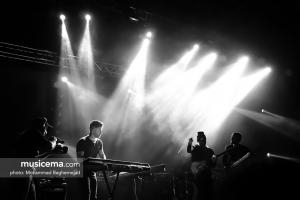 کنسرت سیروان خسروی در سی و پنجمین جشنواره موسیقی فجر - 29 بهمن 1398