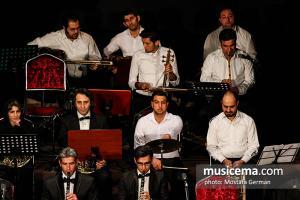 کنسرت ارکستر فیلارمونیک سونات در ساری - 30 دی و 1 بهمن 1395