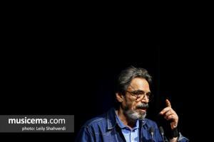 مراسم رونمایی آثار جدید نشر «تار و پود» با حضور حسین علیزاده - 31 خرداد 1398