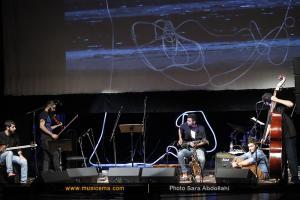 سومین هفته موسیقی تلفیقی تهران - شب دوم - 24 اردیبهشت 1395