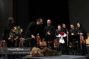 کنسرت ارکستر فیلارمونیک تهران به رهبری آرش گوران - 2 مهر 1395