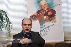 نشست خبری سومین جشنواره موسیقی «نوای خرم» - 4 آذر 1395