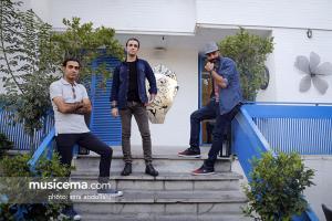 مراسم رونمايي آلبوم «بادهاي بي پايان» اثر از گروه تونل