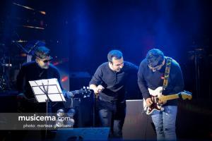 کنسرت گروه ایوان بند - آذر 1397