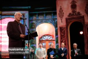 پنجمین جشن سالانه موسیقی ما - دی 1397 (همه عکس ها)