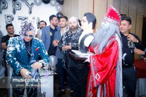 جشن تولد محسن ابراهیم زاده - شهریور 1397