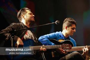 کنسرت محمدرضا گلزار - آذر 1396