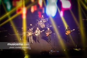 جیپسی کینگز فمیلی ؛ کنسرت تهران