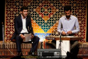 چهارمین برنامه هزار صدا سنتی - مهر ماه 1393