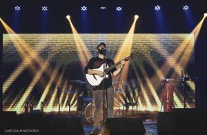 کنسرت مهدی یراحی در اهواز - دی 1397