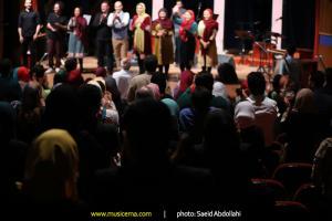 کنسرت گروه نوشه به سرپرستی نیوشا بریمانی و به خوانندگی نیما رِئیسی - شهریور 1394