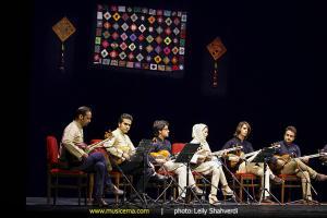 مراسم رونمایی از آلبوم «سخنی نیست» - تالار وحدت