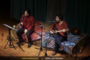 کنسرت مهمانی کوچک - علی قمصری (شهریور 1394)