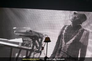کنسرت مهدی احمدوند - مرداد 1394