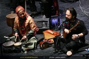 کنسرت گروه رستاک - جشنواره موسیقی فجر