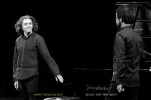 کنسرت حسام اینانلو و پیمان یزدانیان - آبان 1393