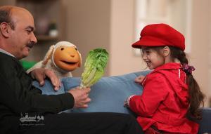 بنیامین و کلاه قرمزی