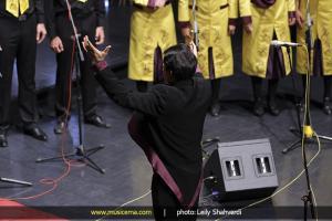 گزارش تصویری از دومین جشن سالانه موسیقی ما - 3