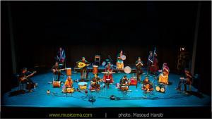 کنسرت گروه رستاک - کانادا (خرداد 1393)