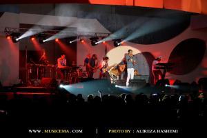 کنسرت مهدی احمدوند - کیش و قشم (فروردین 1394)
