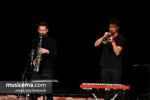 کنسرت گروه اتریشی month of sundays