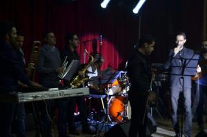 اولین کنسرت رسمی «حامد محضرنیا» در شهرستان «آمل» برگزار شد