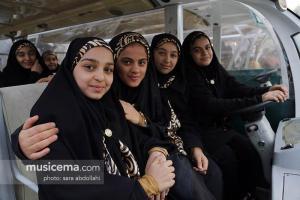 اولین روز اجراهای سرود جایزه بزرگ موسیقی انقلاب اسلامی