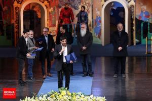 فرزاد فرزین در چهارمین جشن سالانه موسیقی ما