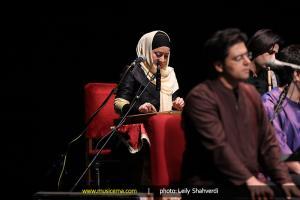 کنسرت گروه رهنوردگان به سرپرستی سید علی مصطفوی و با حضور پوریا اخواص