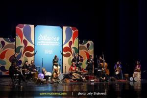 کنسرت گروه رستاک - سیامین جشنواره موسیقی فجر