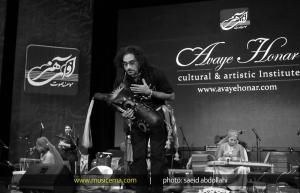 کنسرت گروه رستاک - مهر 1393