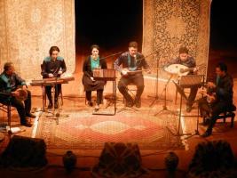 کنسرت گروه سواران در ایتالیا