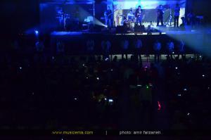 اولین کنسرت رسمی مهدی احمدوند - سقز (شهریور 1393)