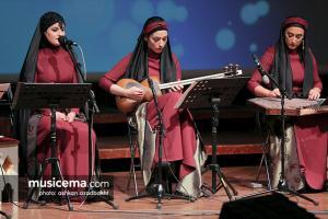 کنسرت گروه تیدا - شهریور 1397