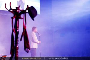 کنسرت محمد علیزاده - شهریور 92