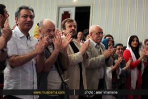 کنسرت گروه آوازی تهران - (جشنواره رنگ موسیقی - خرداد 1393)