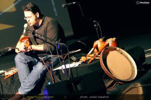 کنسرت شهرام شعرباف - اردیبهشت 1393