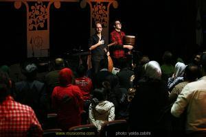 کنسرت بداههنوازی بربت (شهرام غلامی) - جشنواره موسیقی فجر