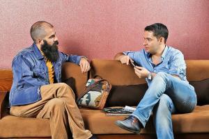 امیر دیوا: اسم موج جدید را «رپ بازی» گذاشته بودیم...