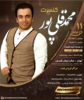 نخستین کنسرت رسمی «محمد قلیپور» برگزار میشود