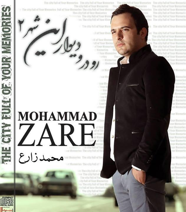 محمد زارع - رو در و دیوار این شهر 2