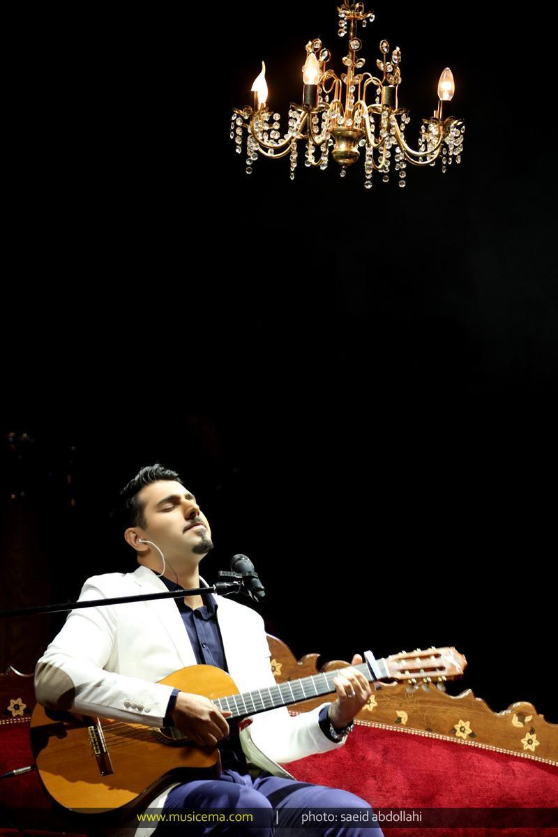 احسان خواجه امیری - کنسرت در برج میلاد