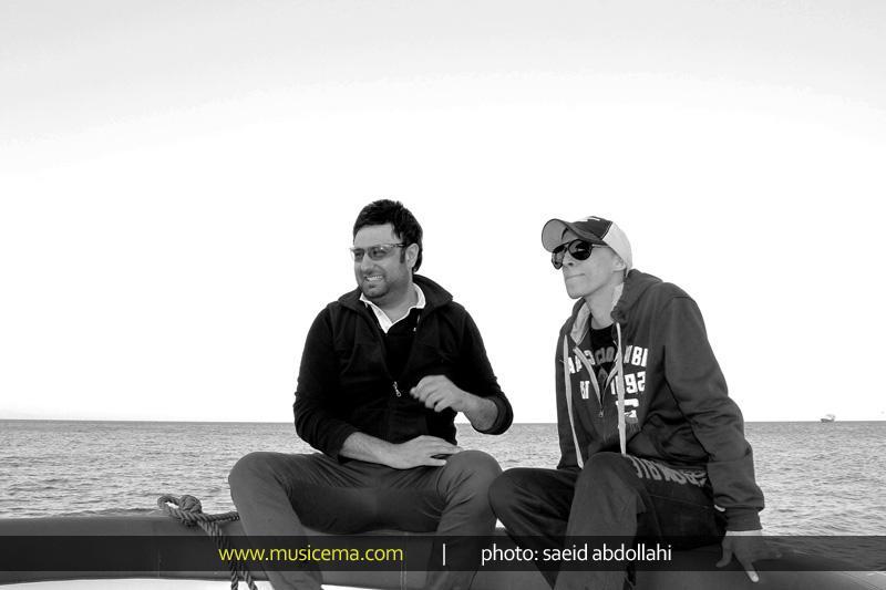 عکسهای کنسرت نوروزی مرتضی پاشایی و محمد علیزاده