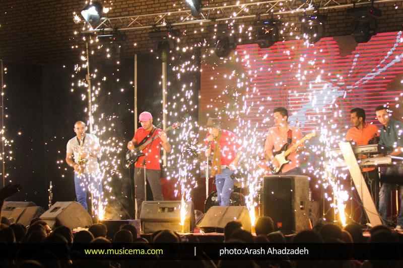 عکسهای کنسرت تربت حیدریه مرتضی پاشایی