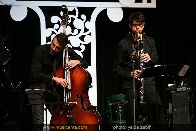 گزارش  تصویری اجرای وولفرت بردروده هلندی در  جشنواره  موسیقی  فجر