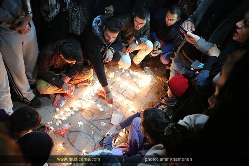 aaa %285%29 20 تجمع هواداران مرتضی پاشایی در شهر های مختلف / تمام ایران ترانههای «مرتضی پاشایی» را خواندند + عکس