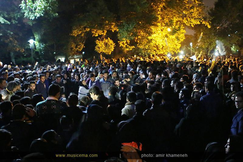 c %281%29 1 تجمع هواداران مرتضی پاشایی در شهر های مختلف / تمام ایران ترانههای «مرتضی پاشایی» را خواندند + عکس