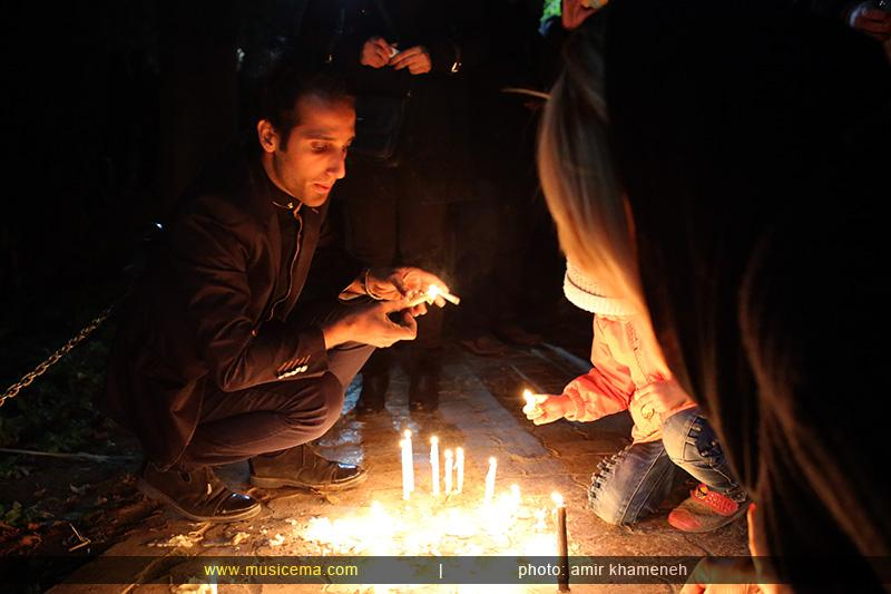 c %2810%29 1 تجمع هواداران مرتضی پاشایی در شهر های مختلف / تمام ایران ترانههای «مرتضی پاشایی» را خواندند + عکس