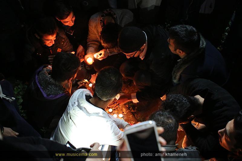 c %2812%29 1 تجمع هواداران مرتضی پاشایی در شهر های مختلف / تمام ایران ترانههای «مرتضی پاشایی» را خواندند + عکس